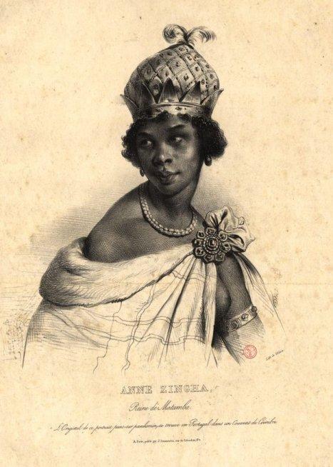 Königin Nzinga von Angola