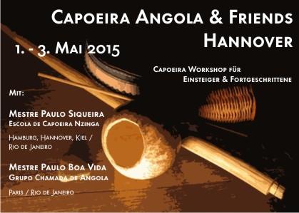 Angola & Friends 2015