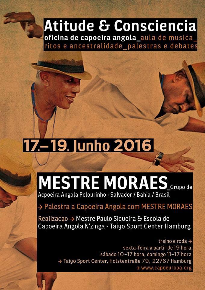 Capoeira Angola 2016