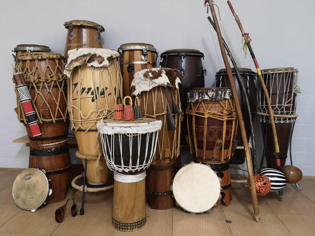 Capoeira-Instrumente
